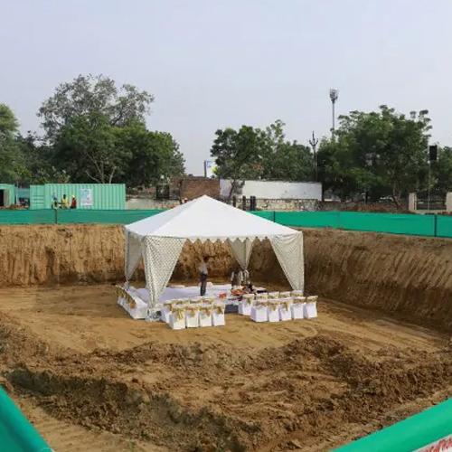 Bhumi Pujan